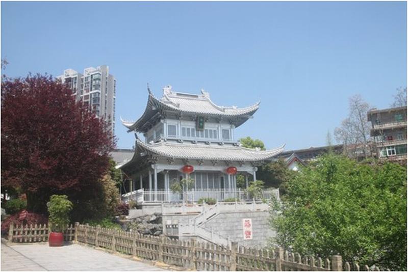 永兴安陵书院+中国白银坊