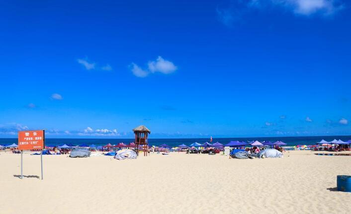 阳江海陵岛浪漫海滩3日游(海陵岛+妈祖庙+大角湾+十里银滩)